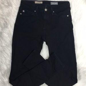AG The prima contour 360 mid rise cigarette jeans